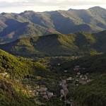 Vue depuis le hameau de Celas