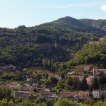 Le Village et l'église