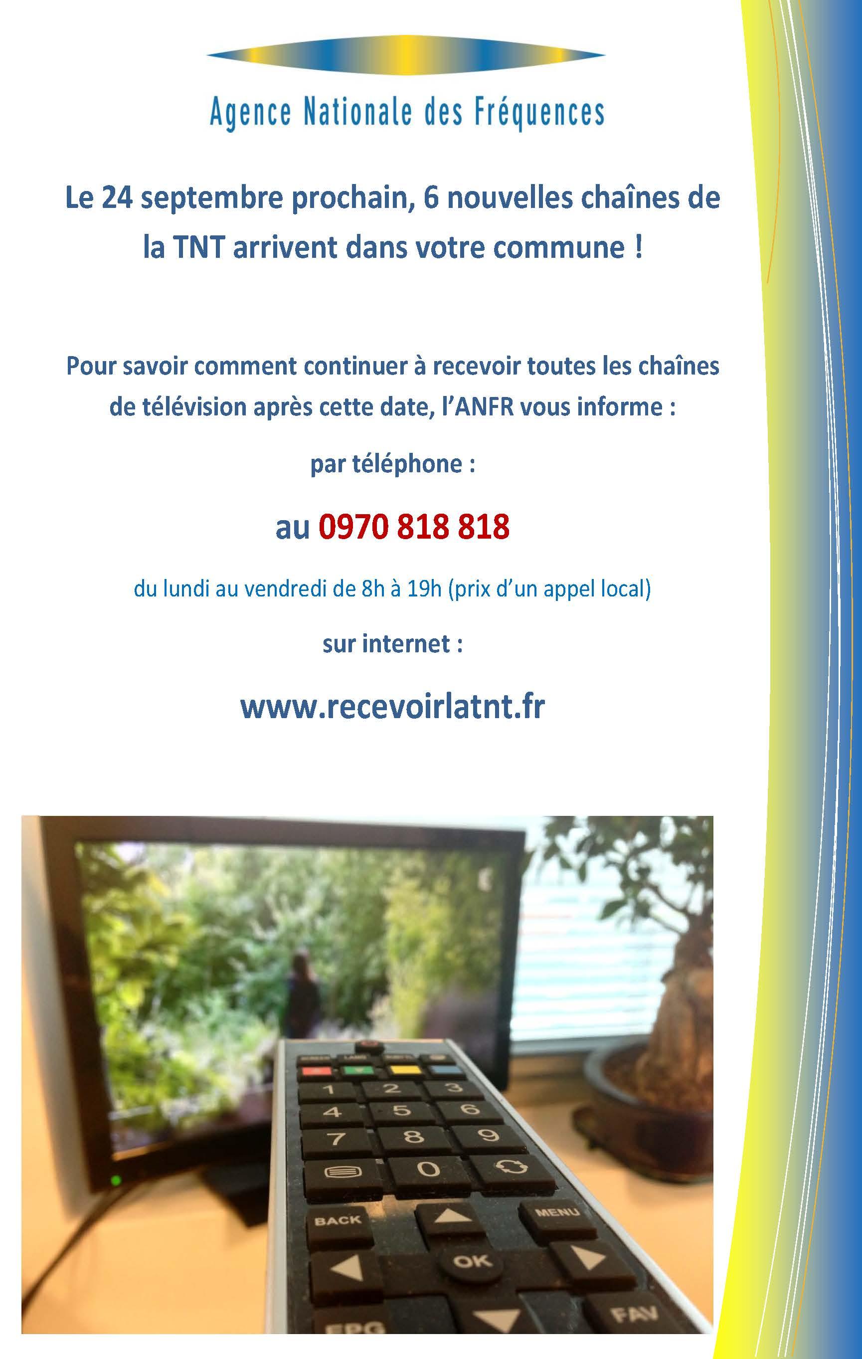 Affiche TNT