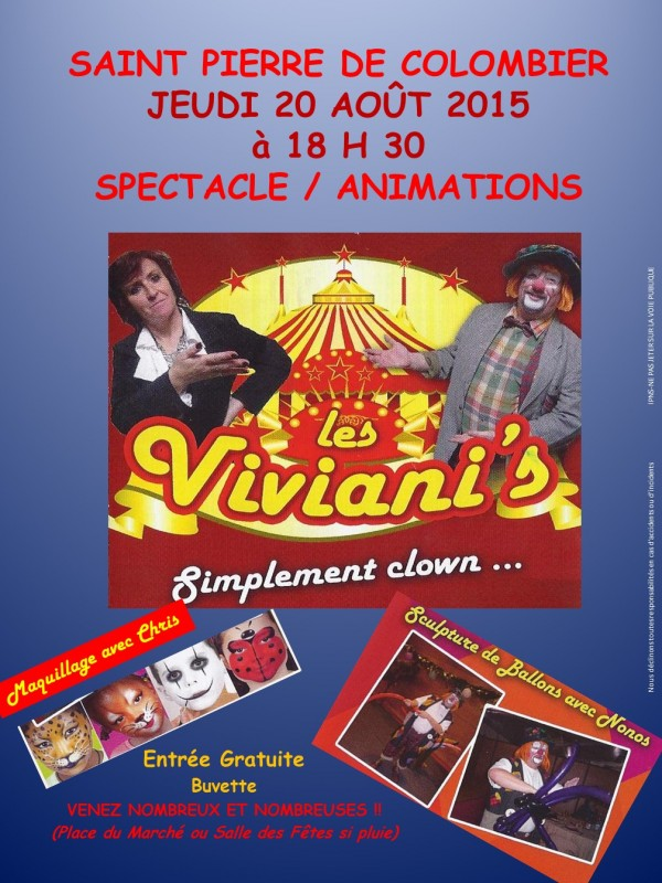 cirque vivianis