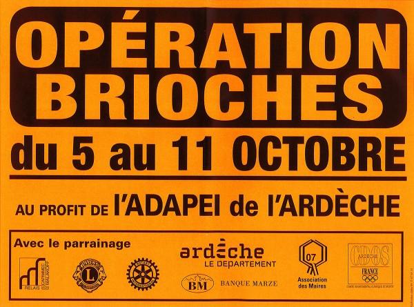 Brioches 2015