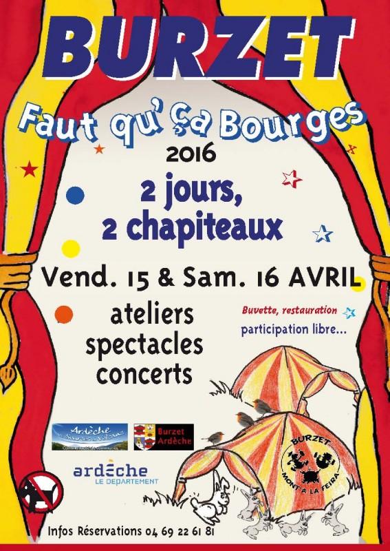 Faut qu'ça Bourges