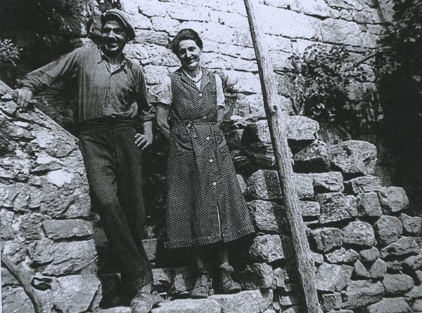 Edouard et Julia Vigne