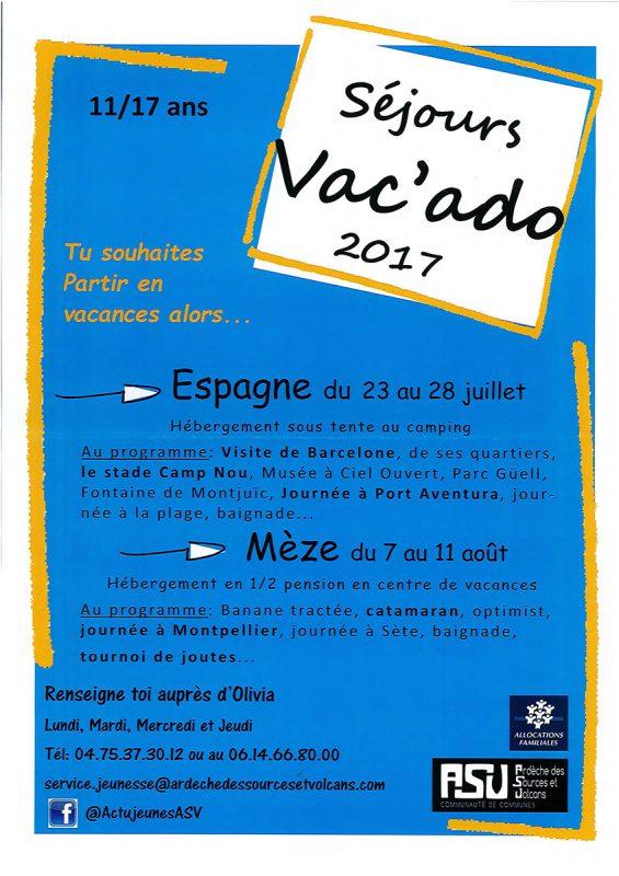Vac'Ado 2017